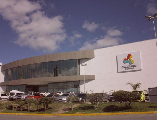 Cases shoppint Caruarau